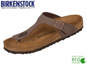 Birkenstock Gizeh 043751 mocca Birko Flor Nubuk
