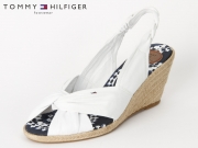 Tommy Hilfiger Mary 1A FW8SA01738-100 white