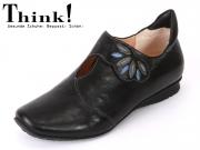 Think! Chilli 86107-09 schwarz Capra Rustico