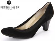 Peter Kaiser Fondy 69611-240 schwarz Suede