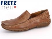 Fretz Men Clara 68139128-37 cognac