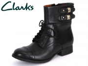 Clarks Mimic Play 20355449 black Leather