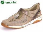 Remonte R0608-60 pebble Samtcalf