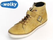 Wolky Olbia 9452595 anis Peach Leather