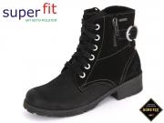 SuperFit 3-00180-00 schwarz Nubuk Velour