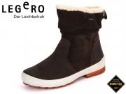 Legero 3-00604-13 ebano kombi Velour