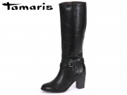 Tamaris 1-25545-23-001 black Leather