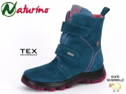 Naturino 1300092101-9105 petrolio fuxia Velour Cordura