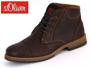 S.Oliver 5-16225-23-304 mocca Leather