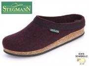 Stegmann 108-8816 dark magenta Wollfilz