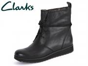 Clarks Minx Judy 26103988 black Leather