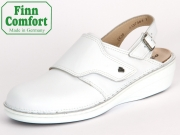 Finn Comfort Piacenza-S 82588-001000 weiss Nappa