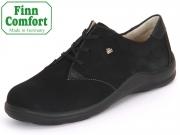 Finn Comfort Harrow 02769-901285 schwarz Rodeobuk-Nappaseda