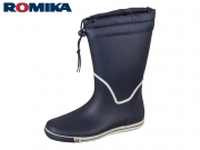 Romika Jeanie Boot 34004-525 marine weiß