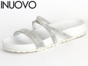 Inuovo LILI 5113 white Leather Strass