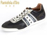 Pantofola d Oro Ascoli Piceno Low 06040677.27Y dark navy Leder