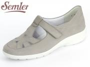Semler Birgit B6165040017 grigio Nubukina
