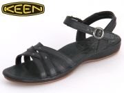 Keen City of Palms Sandal 1012384 solid black