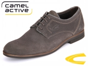 camel active Sacramento 350-11-08 grey Oil Suede