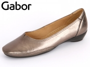Gabor 04.280-69 altsilber Metallic
