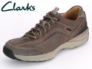 Clarks Skyward Vibe 20358555 7 080 olive Nubuk