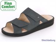 Finn Comfort Danzig-S 81529-419018 asphalt Bearreno