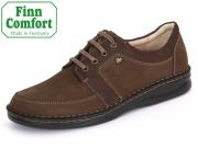 Finn Comfort Norwich 01111-901074 espresso kaffee Glover Nubuk