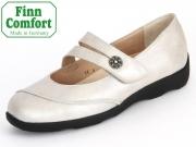 Finn Comfort Vivero 2353-385095 Silber Luxperl