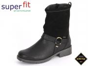 SuperFit 5-00178-00 schwarz Nappa Velour
