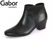Gabor St. Tropez 36-533-57 schwarz Foulard Cobra Lux