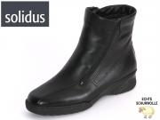 Solidus Hedda 372 26372-00028 schwarz Nappa