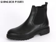 Gianluca Pisati H521 nero Vitello