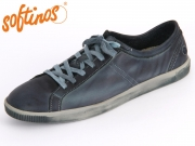 Softinos Tom 7SH900186 517 navy Dyed Leather