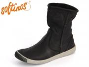 Softinos Iggy 8SD900269 000 black Washed Leather
