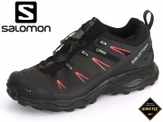 Salomon Ultra LTR GTX L36701200 asphalt black papaya