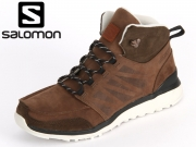 Salomon Utility Brown LTR L36165100 bison