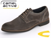 camel active San Jose 426.11-02 grey Oil Suede