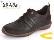 camel active Trail 435.13-03 mocca Cracy Horse kombi