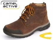 camel active Valluga 439.12-03 mocca Waxy Suede