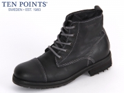 Ten Points 360001-101 black Leather