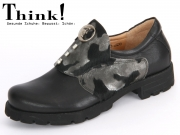 Think! 85063-07 sz silber Soft Calf Fell