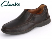 Clarks Untilary Easy 26110820 7 brown Leather
