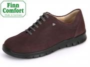 Finn Comfort Salvador 02853-480380 plum Bearnubuk