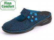 Finn Comfort Arlberg 06560-482241 blue Wollfilz