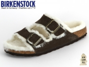 Birkenstock Arizona 652601 Velourleder