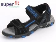 SuperFit 4-00449-85 bluet kombi Nubuk Tecno Textil