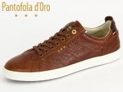 Pantofola d Oro Montefino 3510081JCU tortoise shell Leder-Textil