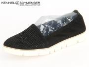 Kennel & Schmenger Pia X 31 92540.680 black schwarz Suede