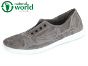 natural world Ingles Enzimatico 612E-623 gris enz Baumwolle