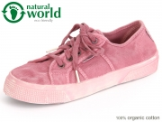 natural world 901M-603 rosa enz Baumwolle